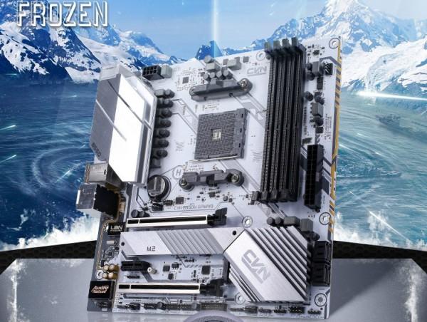 Colorful CVN B550M Gaming Frozen V14