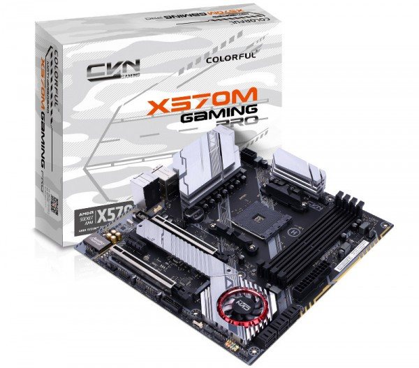 Colorful CVN X570M Gaming Pro