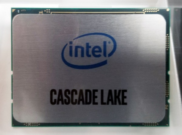 Cascade Lake, Intel Xeon