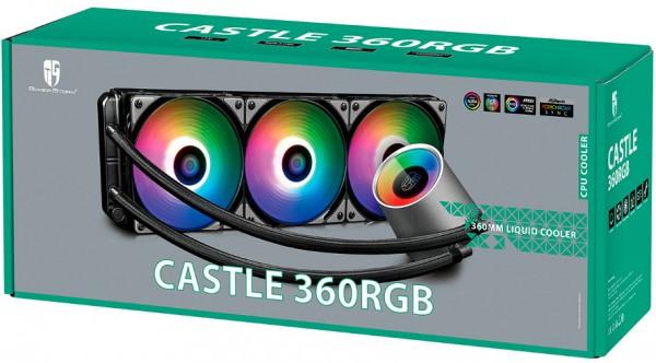 DeepCool Castle 360 RGB