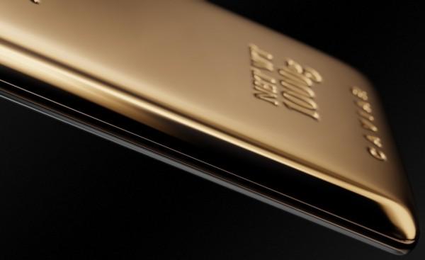 Samsung Galaxy Note9 Fine Gold Edition