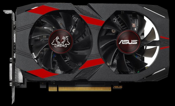 ASUS GeForce GTX 1050 Cerberus и GTX 1050 Ti Cerberus