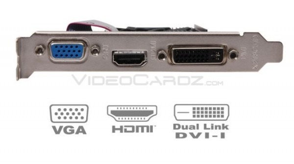 Club3D GeForce GT 610 PCIe x1