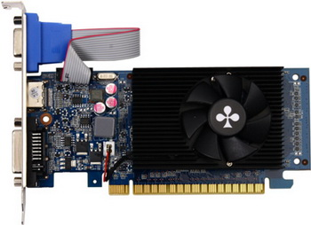 Club 3D GeForce GT 610