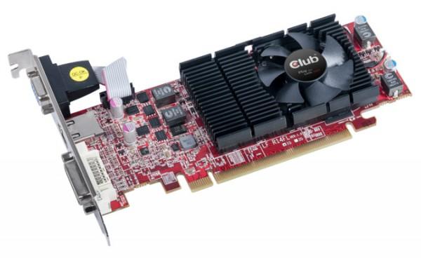 Club 3D Radeon R7 250 LP