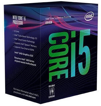 Core i5-8500
