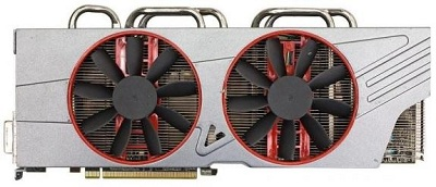 Colorfire Xstorm Radeon HD 6850 X2