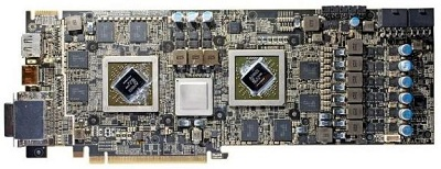 Colorfire Xstorm Radeon HD 6850 X2