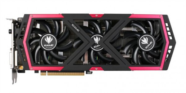 Colorful iGame GTX 980 Ti (iGame90Ti-6GD5)