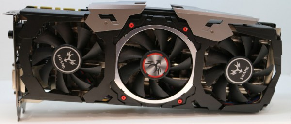 Colorful GeForce GTX 1080 iGame TOP