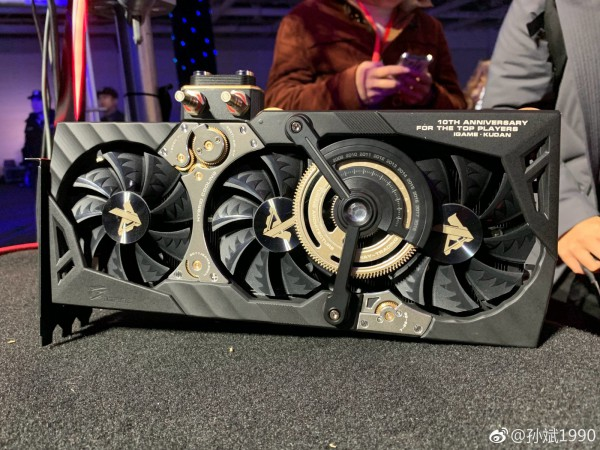 Colorful, GeForce RTX 2080 Ti, iGame Kudan