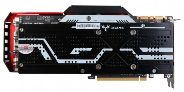 Colorful iGame GeForce GTX 970 Flames Wars X