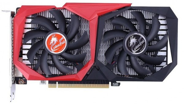 Colorful GeForce GTX 1650 NB 4GD6-V