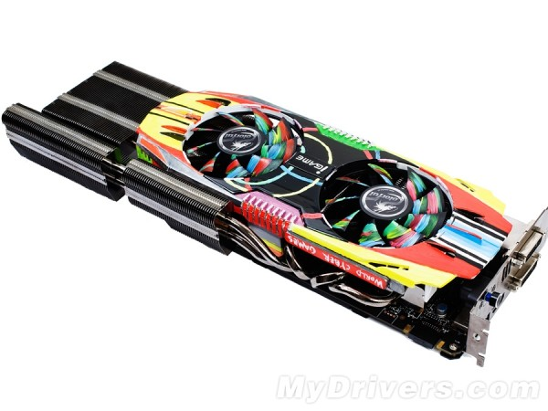 Colorful GeForce GTX 660 Ti iGame