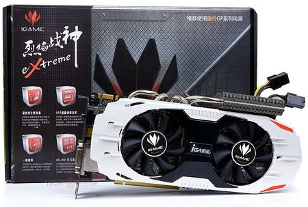 Colorful iGame GTX 650 Ti Boost