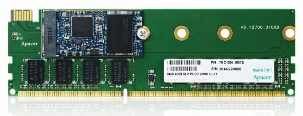 DDR3-1600 wM.2 HF