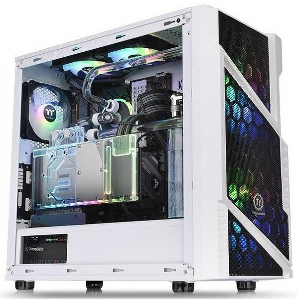 Thermaltake Commander C31 TG Snow ARGB Edition