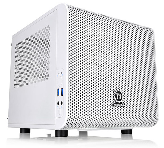 Thermaltake Core V1 Snow Mini