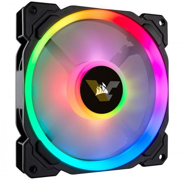 Corsair LL120 RGB и LL140 RGB