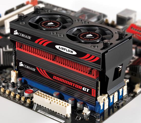 Комплект памяти 4GB Dominator GT DDR3-2133
