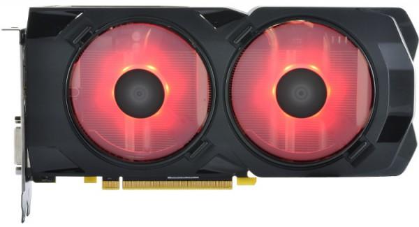 XFX Radeon RX 480 Crimson Edition 8 GB (RX-480P8LFR6)