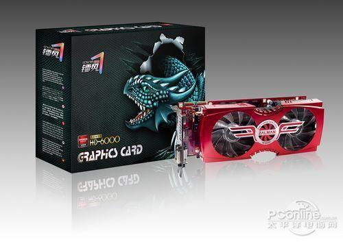 Китайская видеокарта Radeon HD 6850