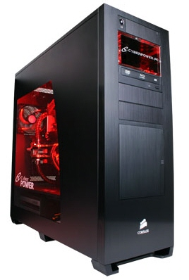 CyberPower Fang EVO Black Mamba