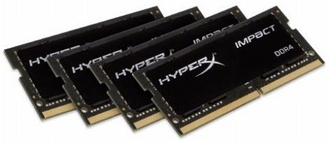 Kingston HyperX Impact DDR4