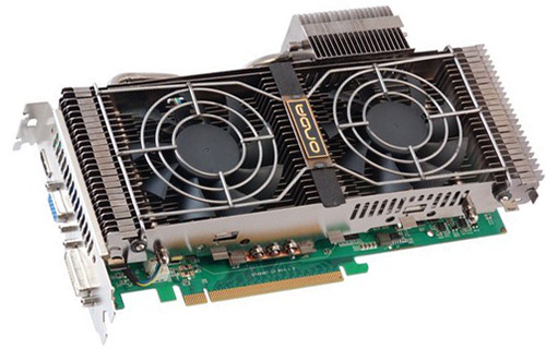 Onda GeForce GTX 460