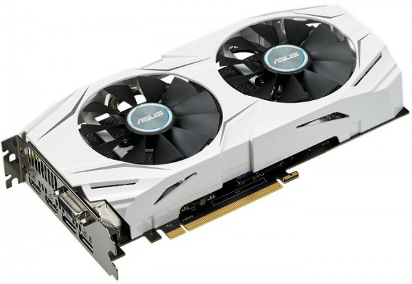 ASUS Radeon RX480 OC Dual (DUAL-RX480-O4G)