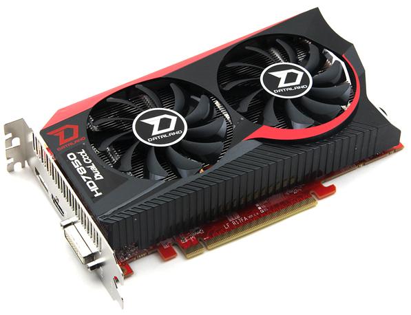 Dataland Radeon HD 7850