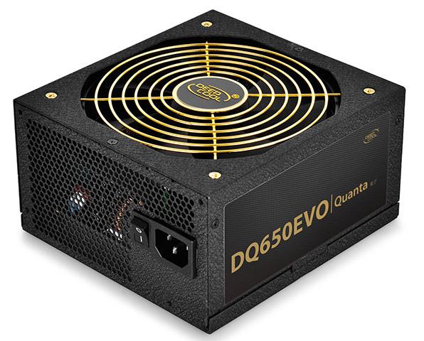 DeepCool, Quanta DQ650 EVO, Quanta DQ750 EVO