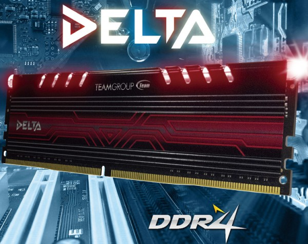 Team Group Inc Delta DDR4
