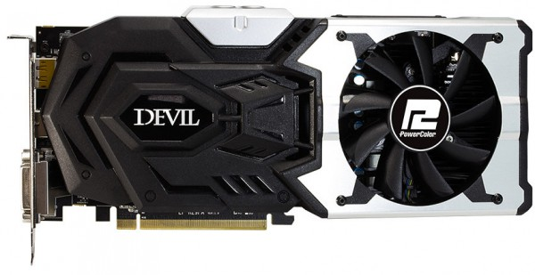 PowerColor Devil R9 390X 8GB GDDR5 (AXR9 390X 8GBD5-ADHE)