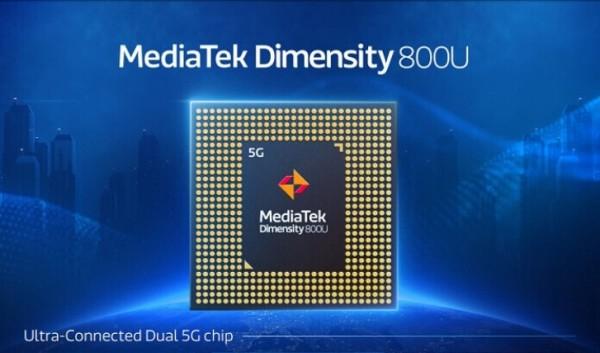 MediaTek Dimensity 800U
