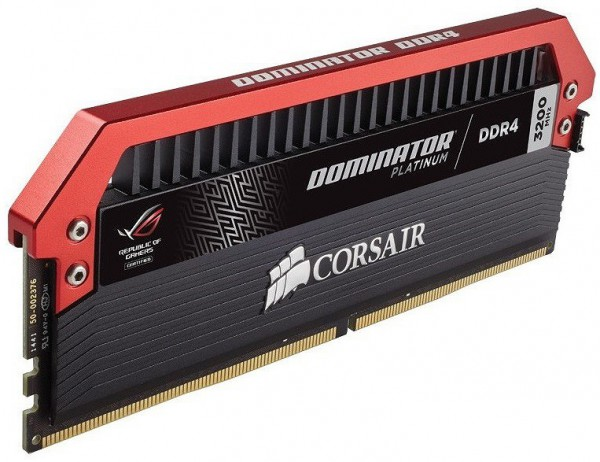 Corsair Dominator Platinum ROG Edition (CMD16GX4M4B3200C16-ROG)