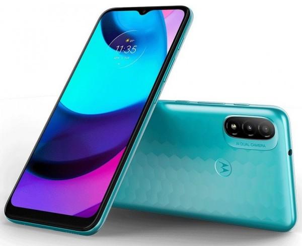 Motorola Moto E20