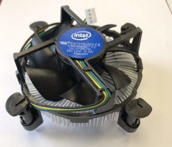 Xeon E-2274G, E973708-003, Intel