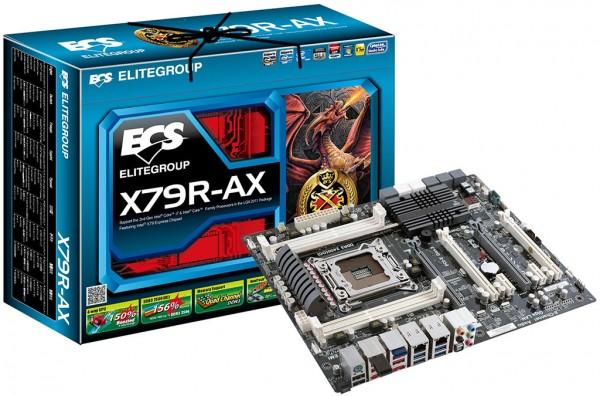ECS X79R-AX и X79R-AX Black Deluxe