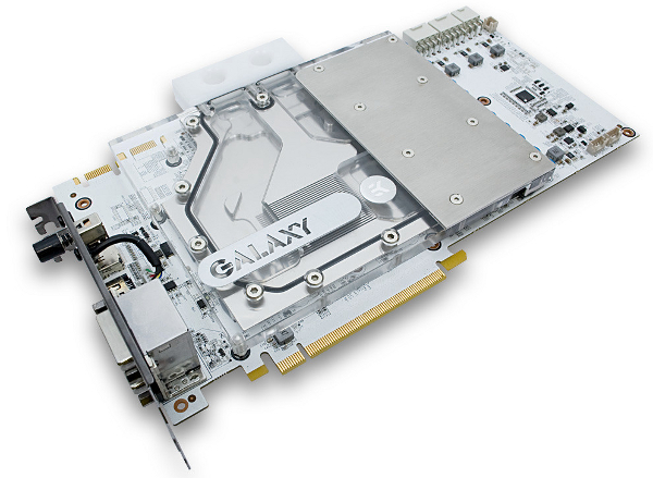 Galaxy GeForce GTX 780 Ti V20 Hall Of Fame