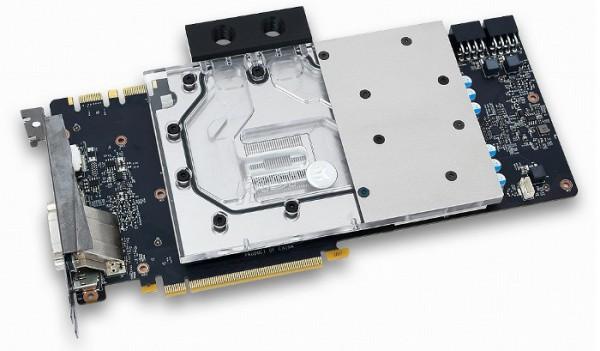 EK-FC980 GTX Ti TF5 - Nickel