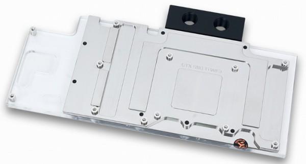 EK Water Block EK-FC980 GTX Ti WF3