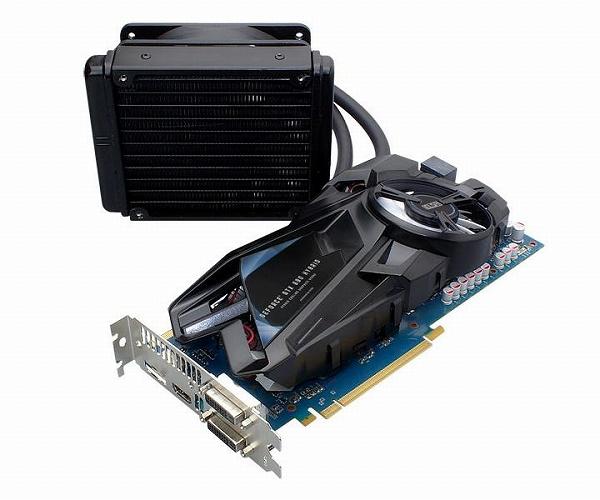 ELSA GeForce GTX 680 Hybrid