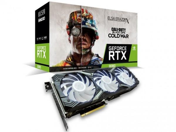 ELSA GeForce RTX 3090 ERAZOR X и ELSA GeForce RTX 3080 ERAZOR X