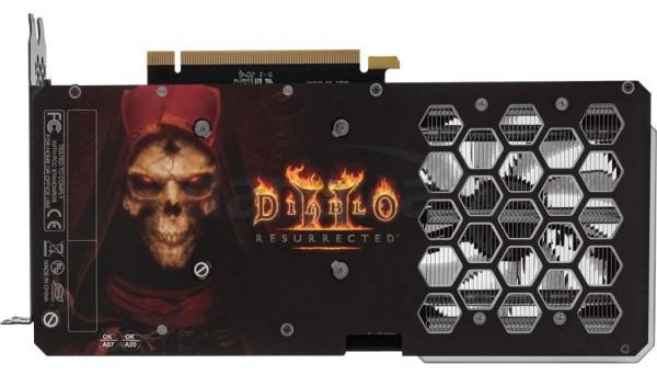 Emtek GeForce RTX 3060 12GB STORM X DUAL OC Diablo 2 Resurrected Edition