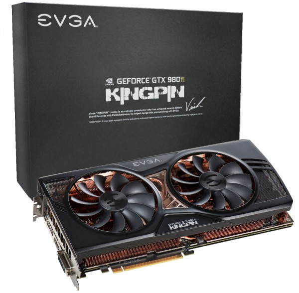 EVGA GeForce GTX 980 Ti kngpn Edition