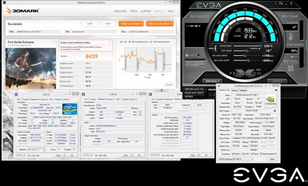 EVGA GTX 780 Ti Classified kngpn Edition
