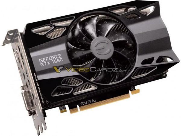 EVGA GeForce GTX 1660