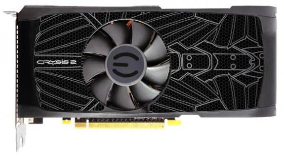 Видеокарта EVGA GeForce GTX 560 Ti Maximum Graphics Edition