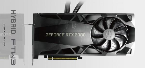 EVGA GeForce RTX 2080 Hybrid FTW3